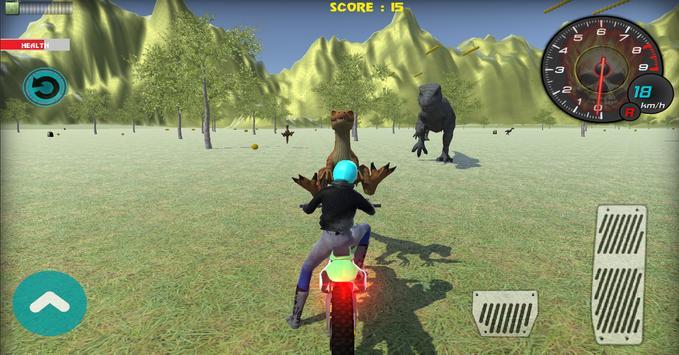 tyrannosaurus rex sim racing screenshot 4