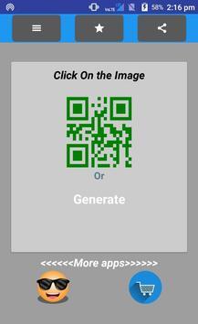 Barcode scanner, QR code Scanner poster