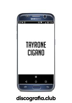 Tayrone Cigano poster