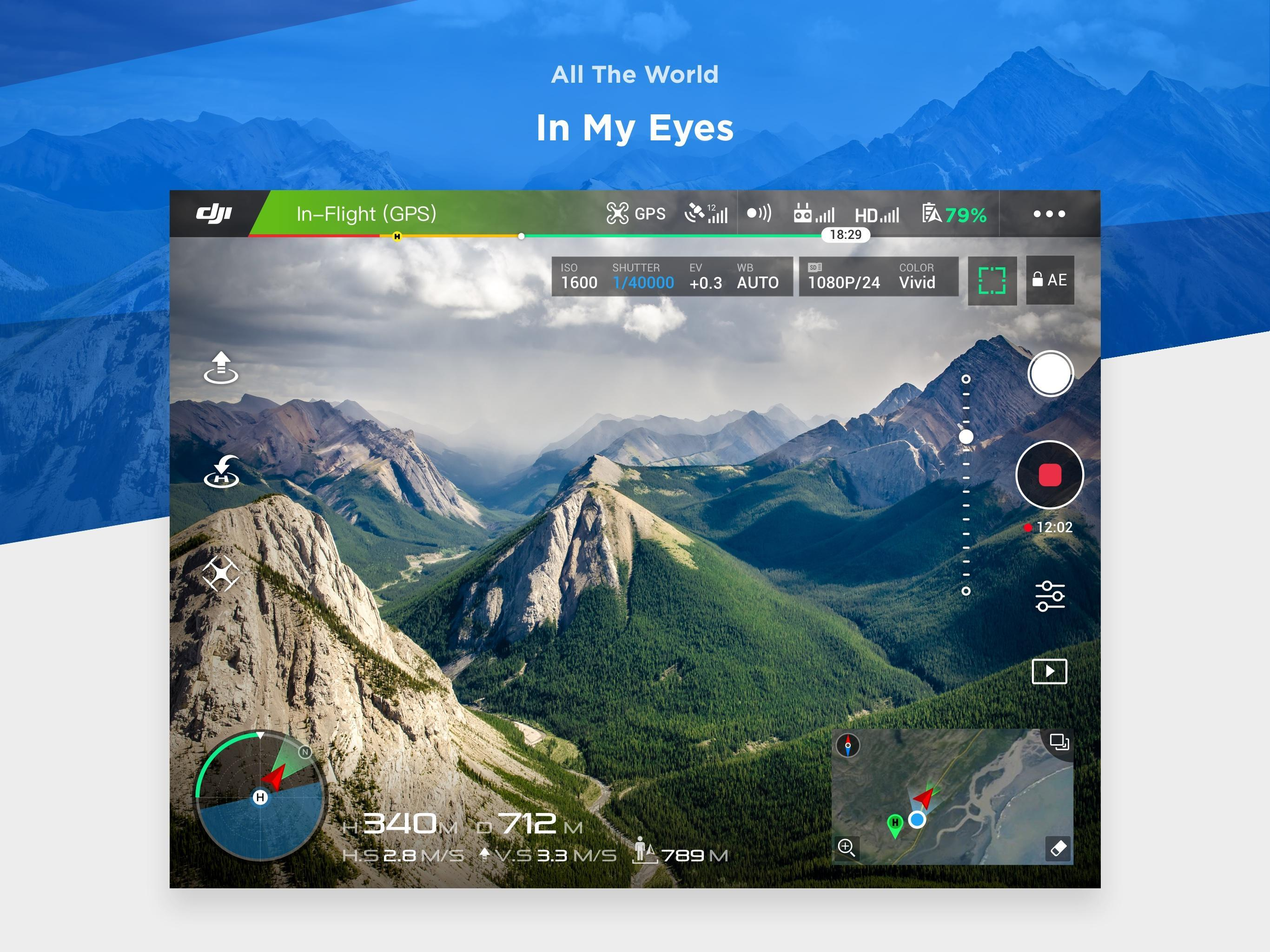 DJI GO 4 for Android - APK Download