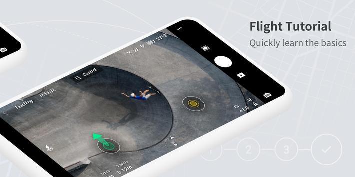 DJI Fly screenshot 1