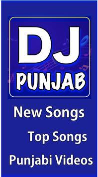 DjPunjab App - New Punjabi Songs poster