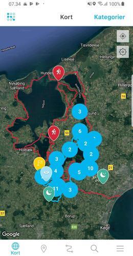Nationalpark Skjoldungelandet For Android Apk Download