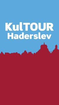 KulTOUR Haderslev poster