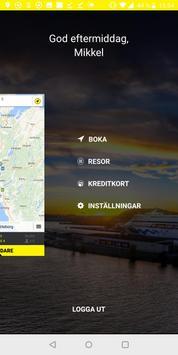 Taxi Göteborg screenshot 4