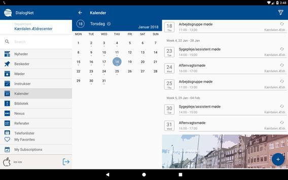 Dialognet - Vejle screenshot 5