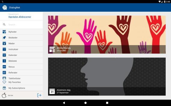 Dialognet - Vejle screenshot 3