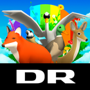 Det Vilde Vidunderlige Naturspil aplikacja