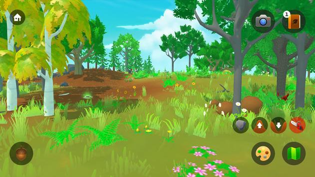 Det Vilde Vidunderlige Naturspil screenshot 6