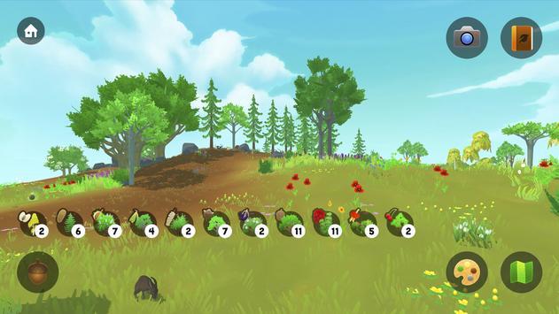 Det Vilde Vidunderlige Naturspil screenshot 2