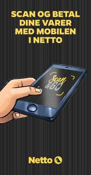 Netto Scan&Go poster