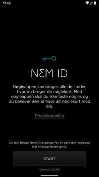 NemID Poster