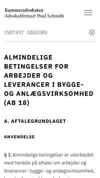 AB18 Guiden screenshot 3