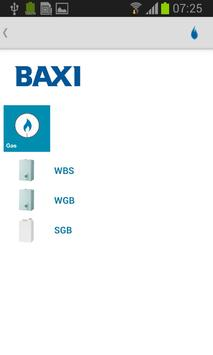 BAXI QuickGuide screenshot 1