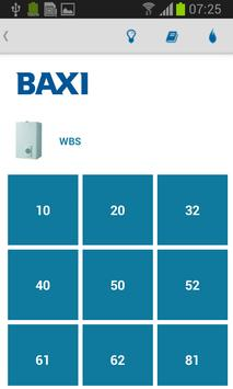 BAXI QuickGuide screenshot 2