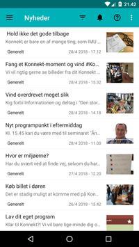 Konnekt screenshot 1