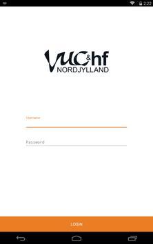 HF&VUC Nord poster
