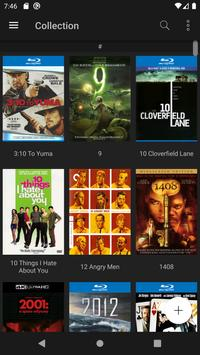 My Movies 3 Pro - Movie & TV Collection Library Cartaz