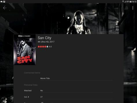 My Movies screenshot 10