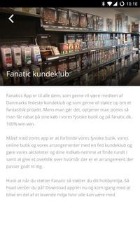 Fanatic screenshot 4