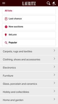 Lauritz.com – Online Auctions syot layar 2