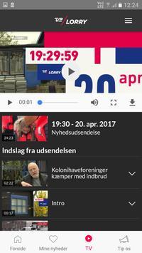 TV 2 Lorry screenshot 3