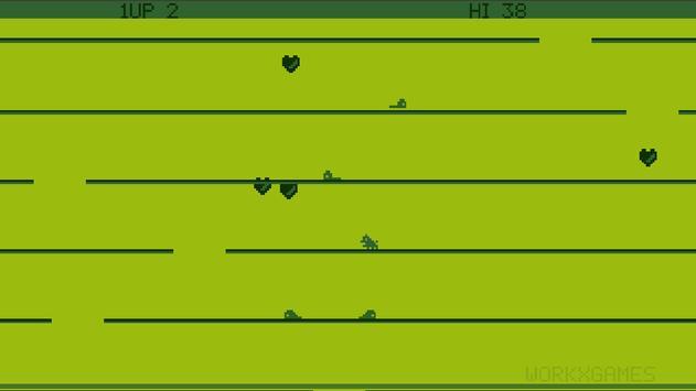 Puppy Hop - Retro TV screenshot 1
