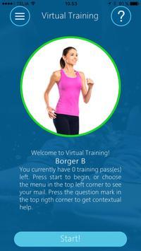 Virtual Training® poster