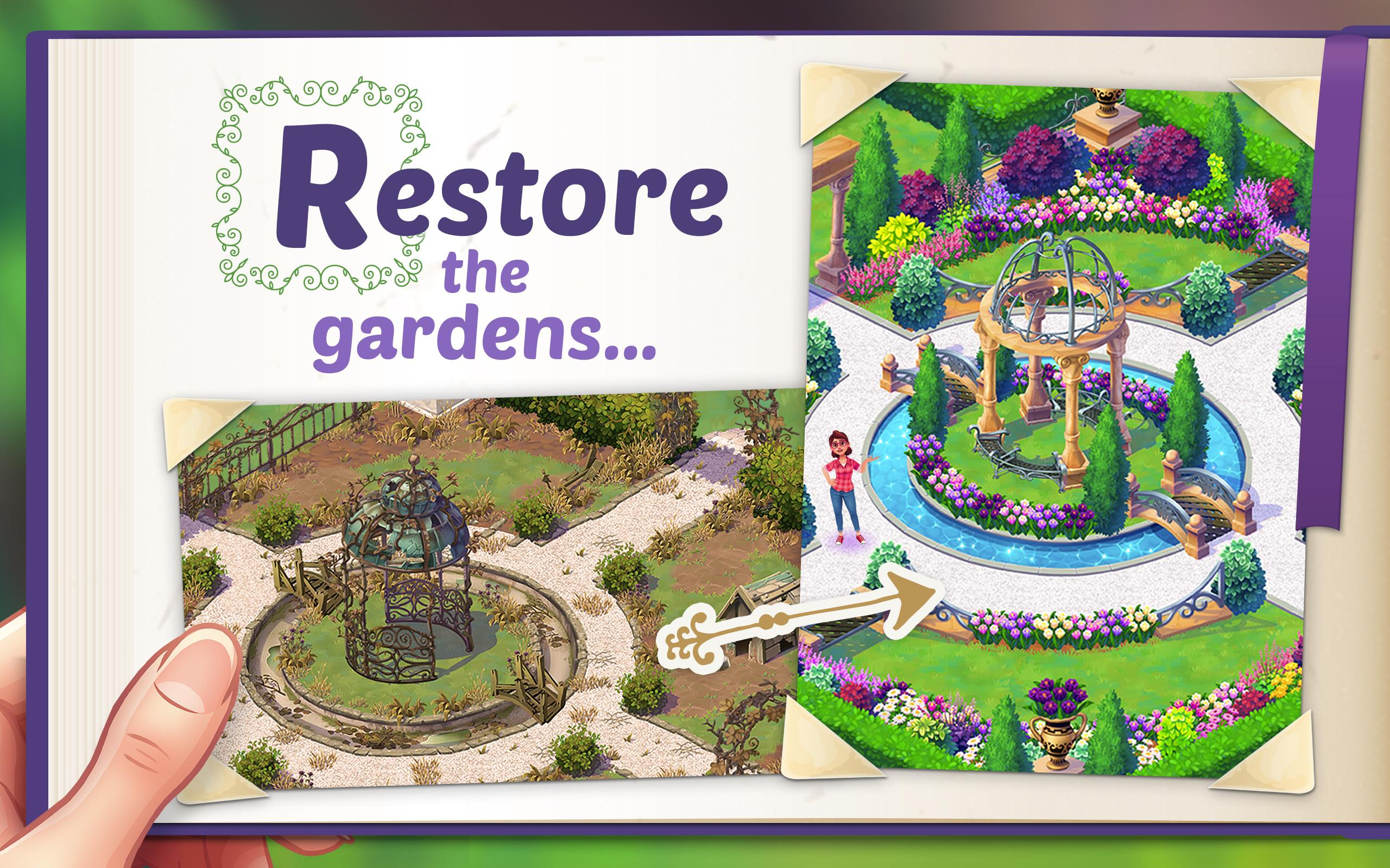 Lily's Garden for Android - APK Download