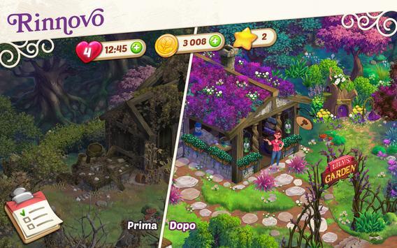 10 Schermata Lily's Garden