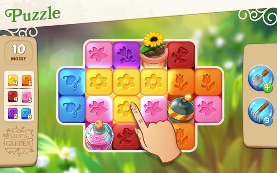 8 Schermata Lily's Garden