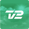 TV 2 VEJR - dagens vejrudsigt og dit byvejr icône