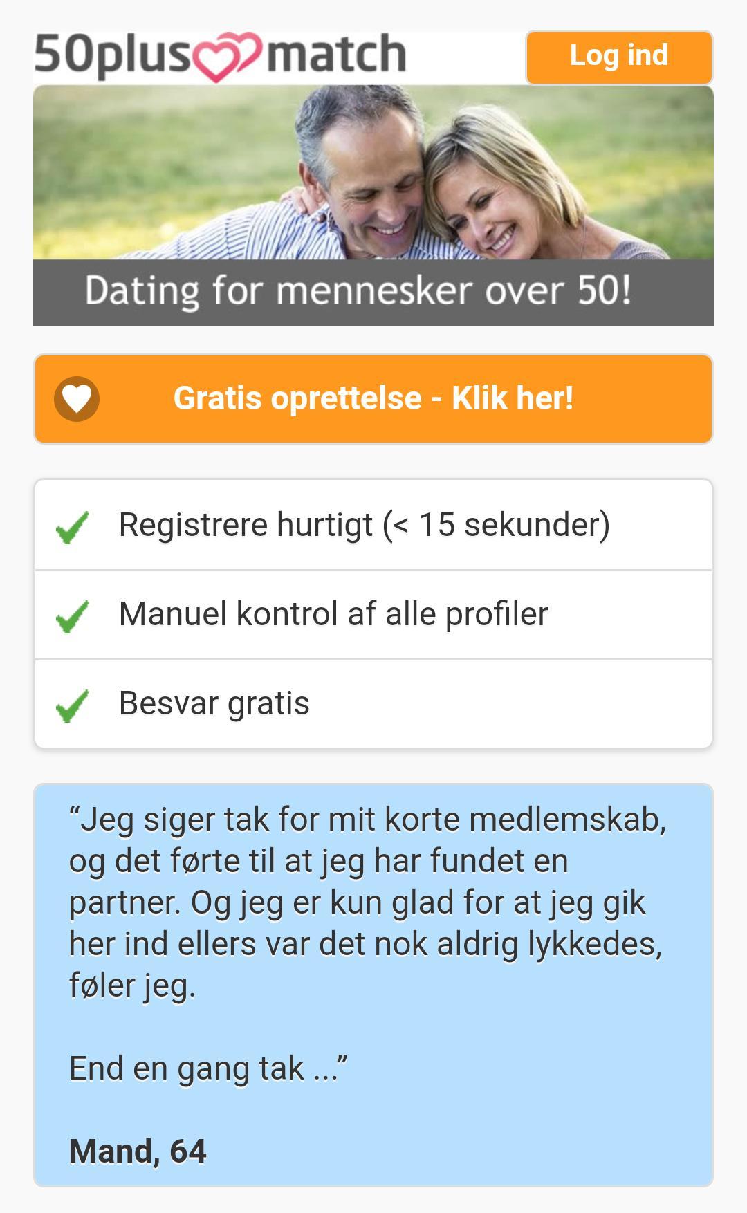 Den manuelle dating