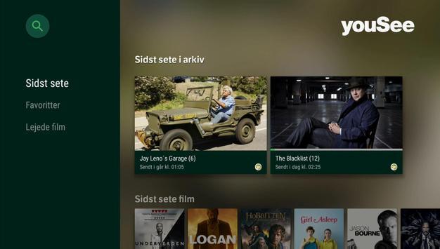 YouSee Tv & Film screenshot 6