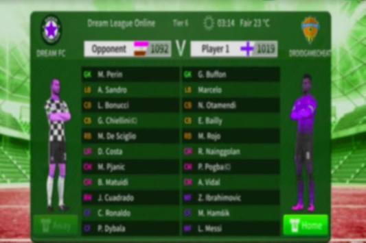 Win Dream League Soccer 2019 New guide screenshot 3
