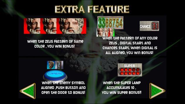 SLOT THUNDER OF ZEUS screenshot 4