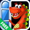 ikon Dino Fun - Dinosaur Games for kids free