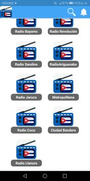 Emisoras Cubana screenshot 2