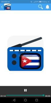Emisoras Cubana screenshot 3