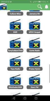 Emisoras Jamaica screenshot 2