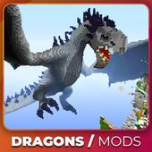 Dragon mod for minecraft pe icon