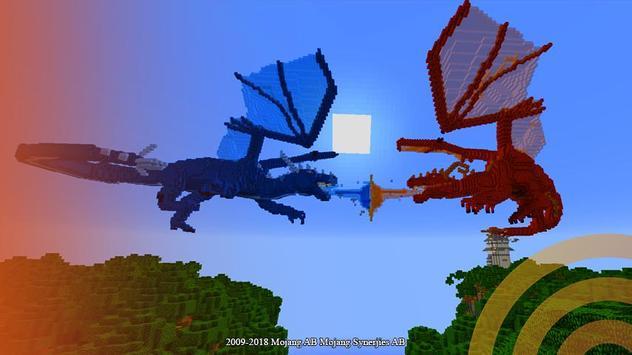 Dragon mod for minecraft pe screenshot 3