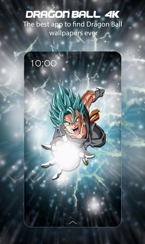 Dragon Ball Best Wallpapers 4k Live Background For Android Apk