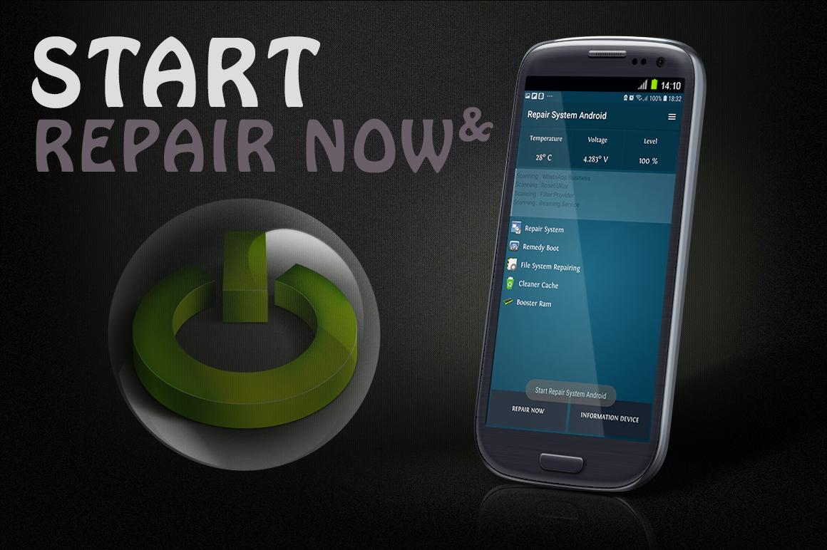 Repair System-Speed Booster (fix problems android) for Android - APK