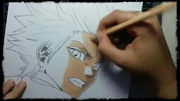 Learn to draw anime with videos screenshot 7