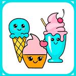 Как рисовать сладости APK