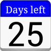 Days  Left (countdown timer) आइकन