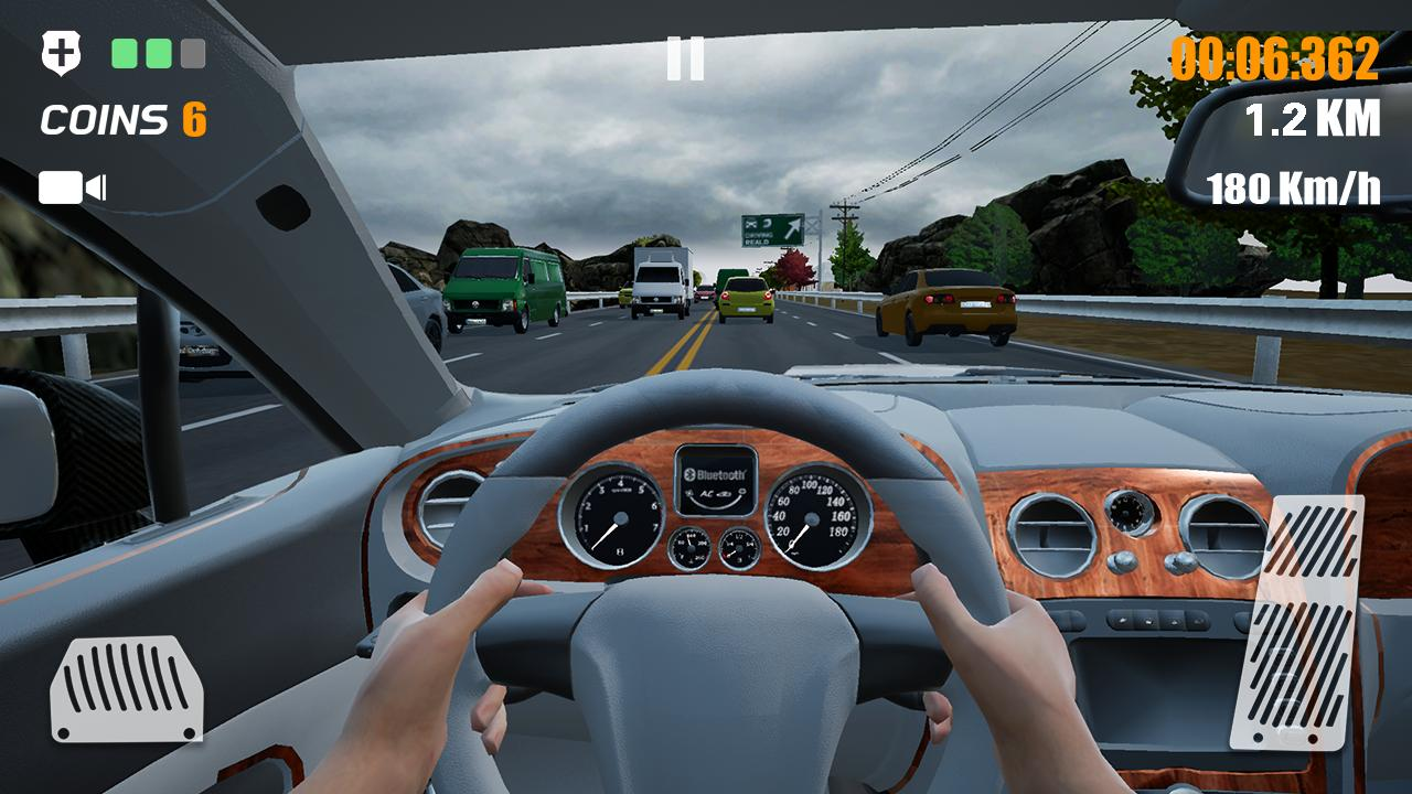 Real Driving Games >> Real Driving Ultimate Car Simulator For Android Apk Download