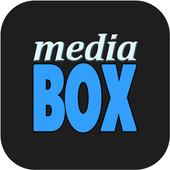 Media BOX icon