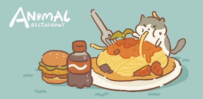Nhà Hàng Thú Cưng - Animal Restaurant APK